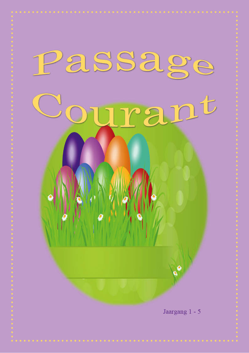 Passage courant 5 cover