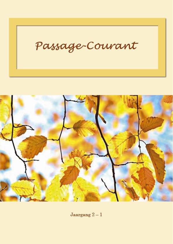 Passage courant cover